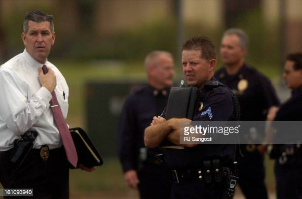 SEPT 20 2006 An Aurora police detective was shot and killed today The 20year veteran was on his way back from lunch during a training day when he was...