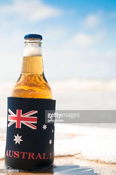 An Aussie Beer on the Beach