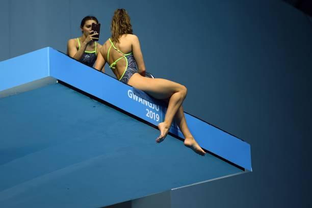 KOR: Gwangju 2019 FINA World Championships: Swimming - Day 1