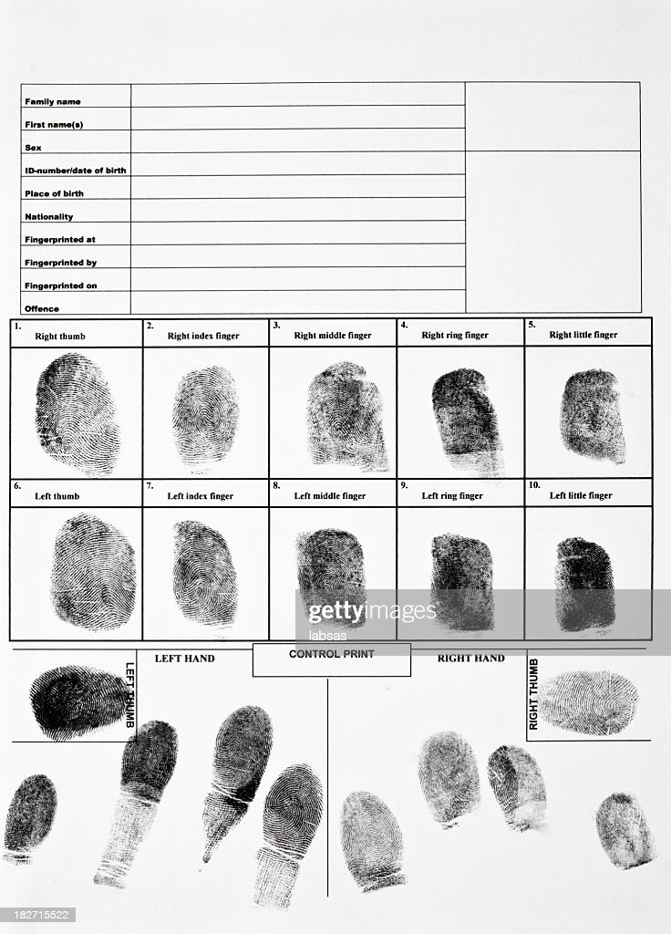 60 Top Fingerprint Pictures, Photos, & Images - Getty Images