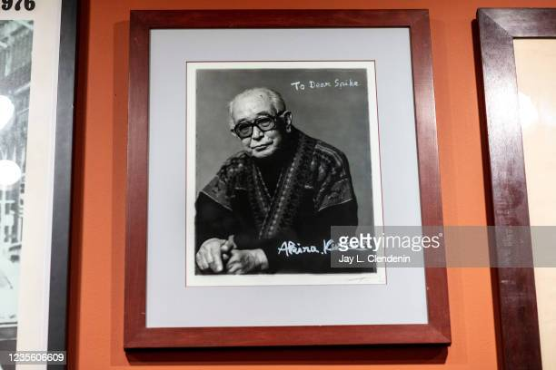 An autographed portrait of acclaimed Japanese filmmaker Akira Kurosawa is part of Oscar-winning director Spike Lees private collection making up an...