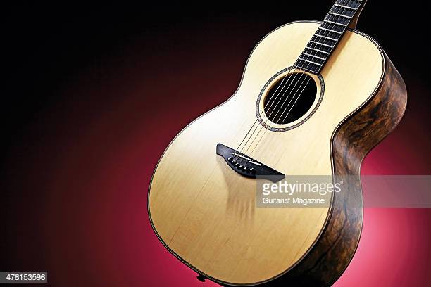An Avalon Ard Ri A3335FC acoustic guitar taken on November 11 2014