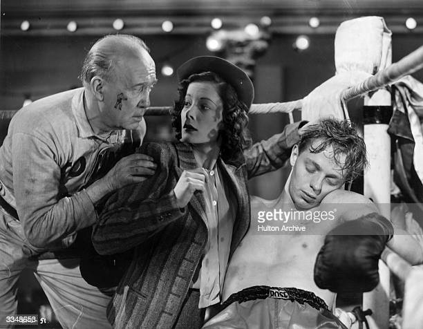 An Ealing studio film exposing the racketeering in boxing starring Mike Johnson Snr Jimmy Hanley and Jill Furse