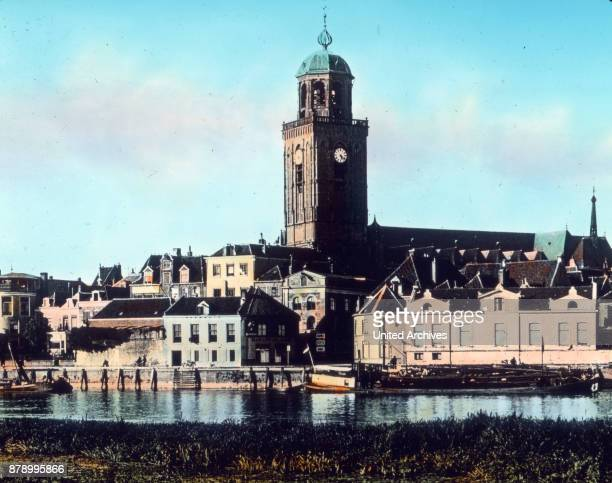 An earlier German Hanseatic city Deventer the capital of the province of Overijssel On this occasion it should be mentioned that the Netherlands has...