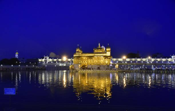 IND: Golden Temple In Amritsar