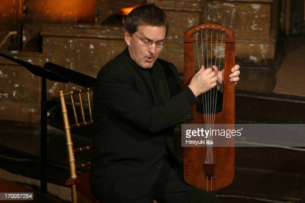 """An early music ensemble, Sequentia, presents """"Lost Songs of a Rhineland Harper"""" at Angel Orensanz Foundation on Wednesday night, October 20,..."""