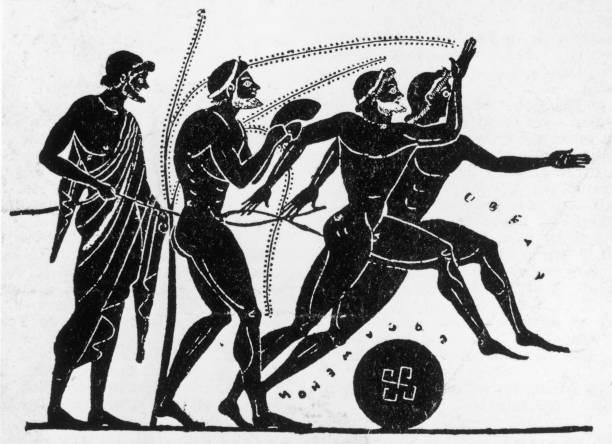 Greek Vase Wall Art