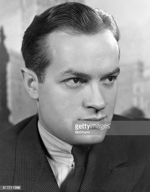 An early portrait of Bob Hope American comedian and film and television star