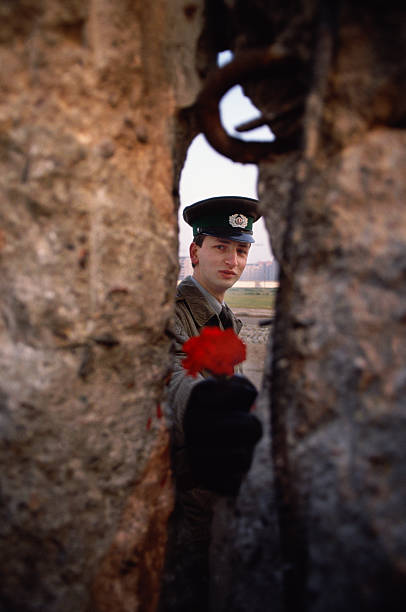 DEU: 9th November 1989 - The Fall Of The Berlin Wall