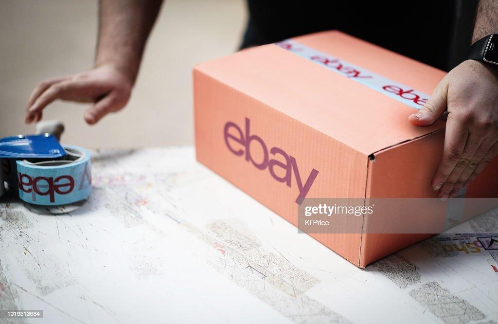 General Views of eBay Headquarters : News Photo
