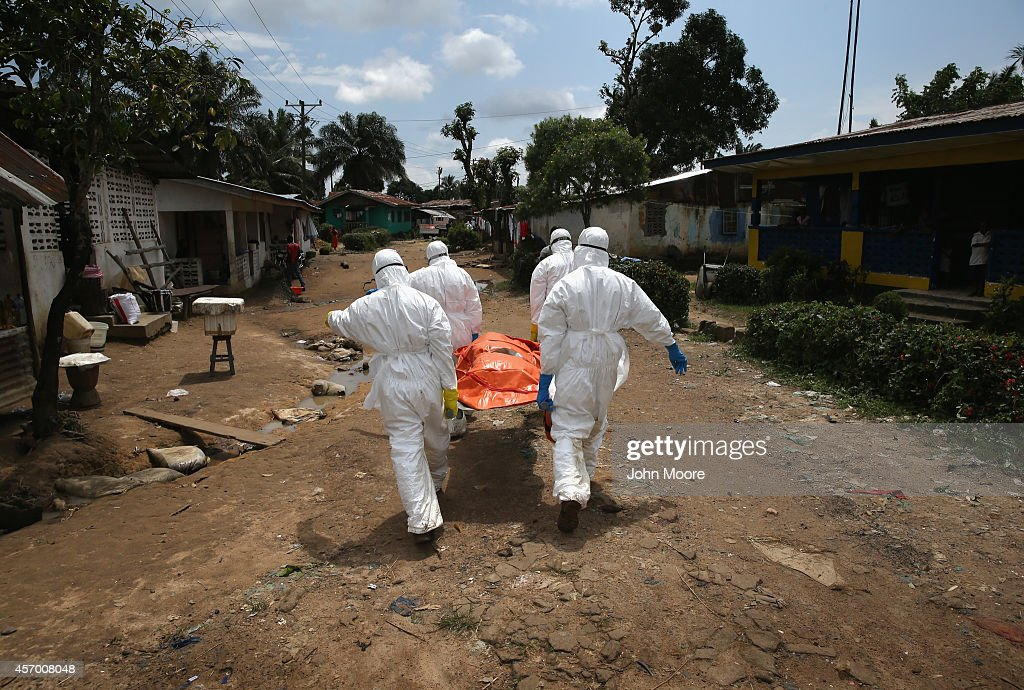 LBR: In Focus: New Ebola Cases Confirmed In Liberia