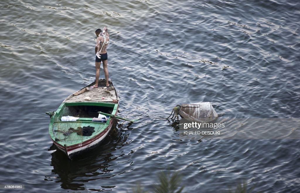 EGYPT-RAMADAN-DAILY LIFE : News Photo