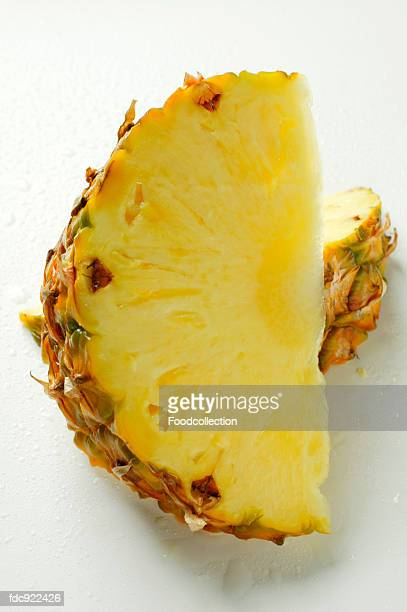 An eighth of a pineapple