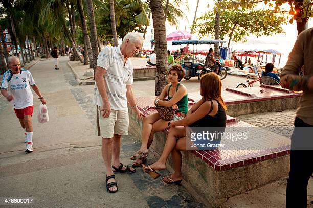 An elderly foreign man attempts to persuade two young Thai girls on the beach to have sex with him With its reputation as one of the epicenters of...