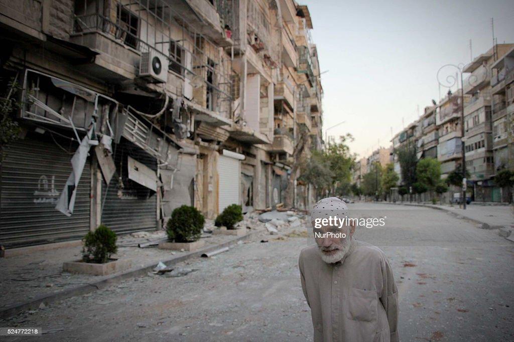 Syria - War in Aleppo : News Photo