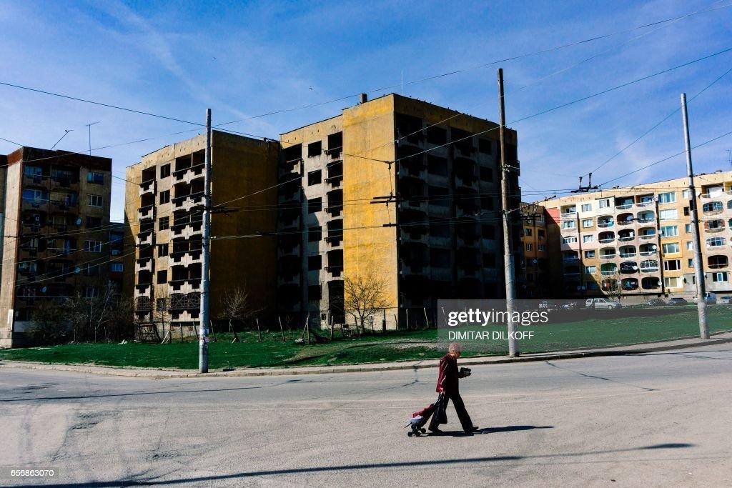 TOPSHOT-BULGARIA-POLITICS-ELECTION : Fotografía de noticias