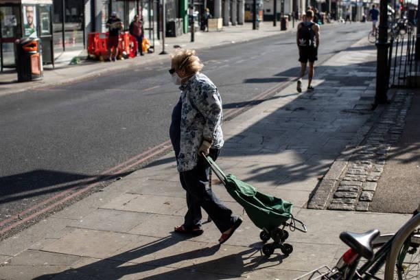 GBR: England Relaxes Strictest Aspects Of Coronavirus Lockdown