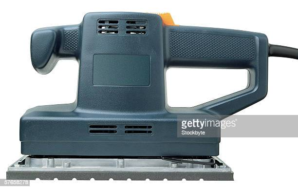 an electric sander