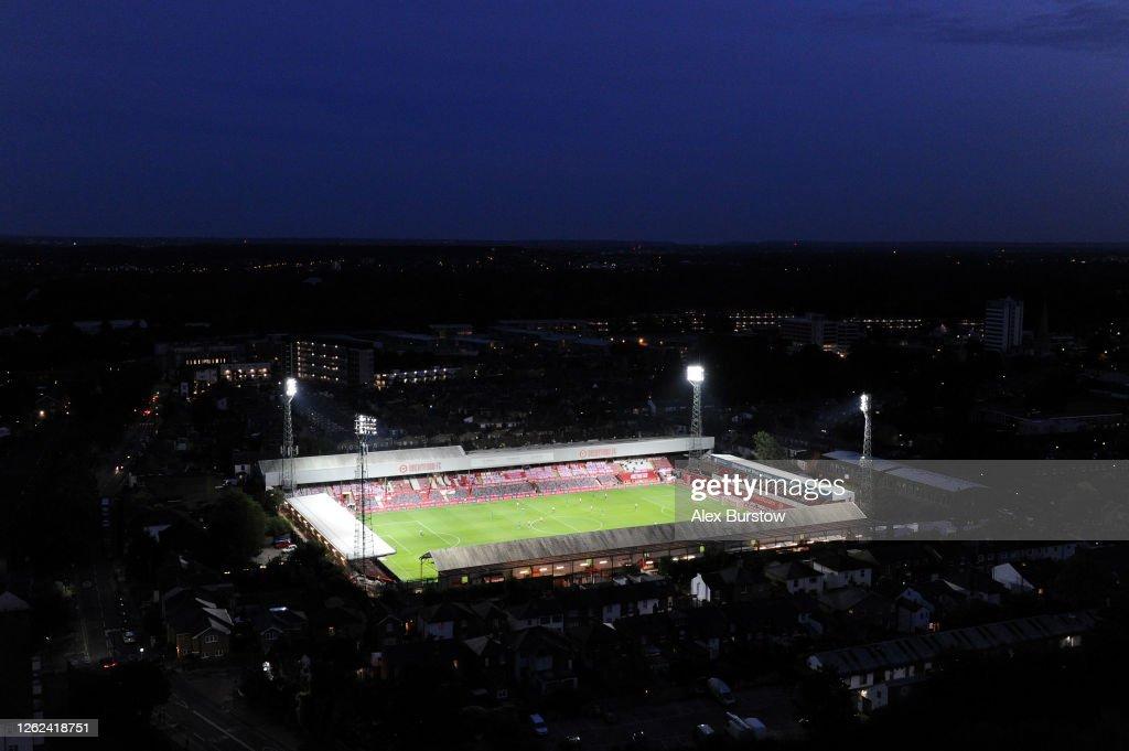 Brentford v Swansea City - Sky Bet Championship Play Off Semi-final 2nd Leg : News Photo