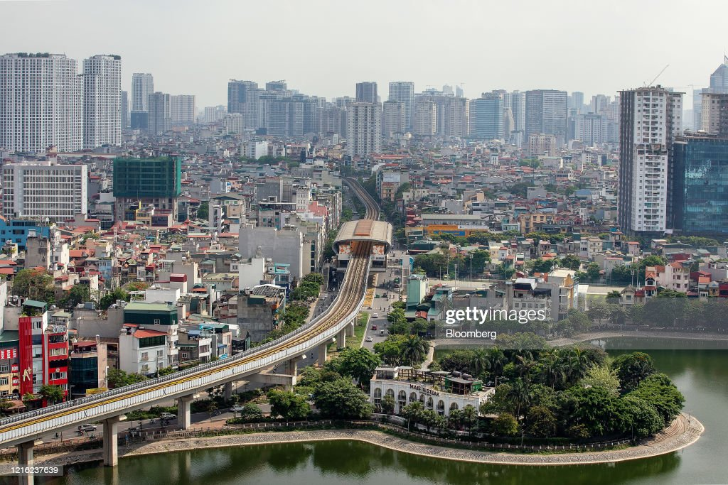 Vietnam Could Sustain Growth After Aggressive Response To Virus : News Photo