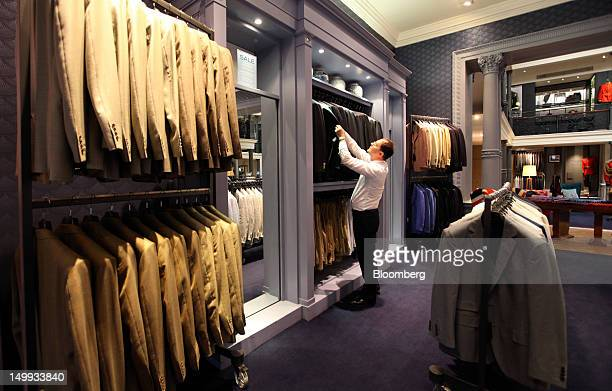 30 Top Inside High End Tailor Gieves Hawkes Saville Row