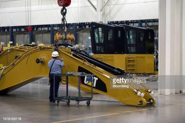 30 Top Caterpillar Inc Manufacturing Facilities As Profit Outlook