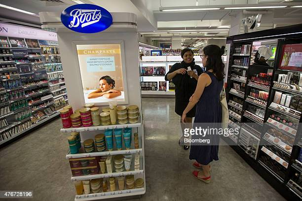 19 Walgreens Touches Up Its Makeup In Bid To Win Back