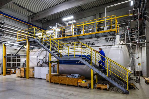 DEU: Linde AG Hydrogen Plant Ahead of $500 Billion Europe Fuel Boost