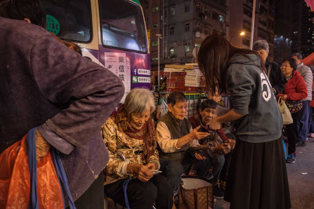 CHN: Retail In Hong Kong As Protests Rage