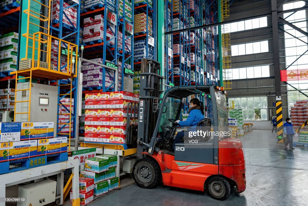 Agricultural Chemicals Manufacturing In Hefei : News Photo