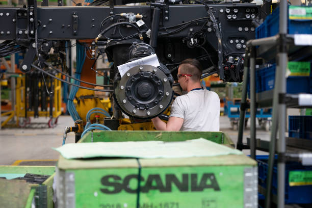 NLD: Scania AB Truck Assembly Ahead Of $2 Billion IPO