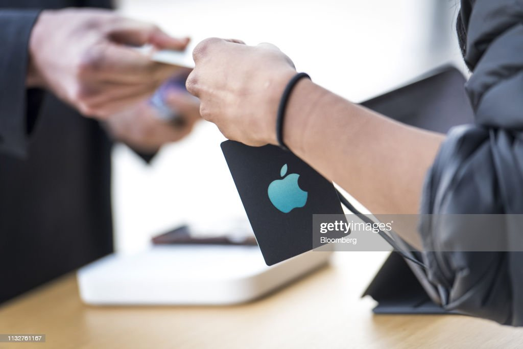 CA: Apple Holds Unveiling Event For Media And Entertainment Services
