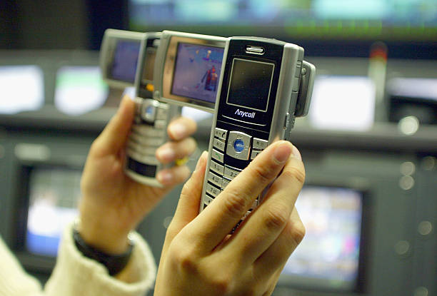 Launch Of Digital Media Broadcasting Service Photos and