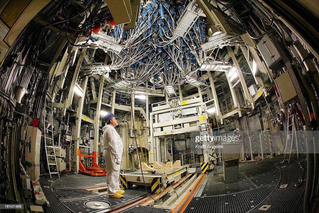 Kruemmel Nuclear Plant Investigation Continues : Nachrichtenfoto