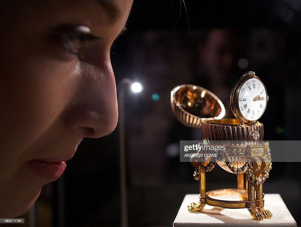 BRITAIN-US-RUSSIA-HISTORY-ANTIQUE-OFFBEAT-TRADITION : News Photo