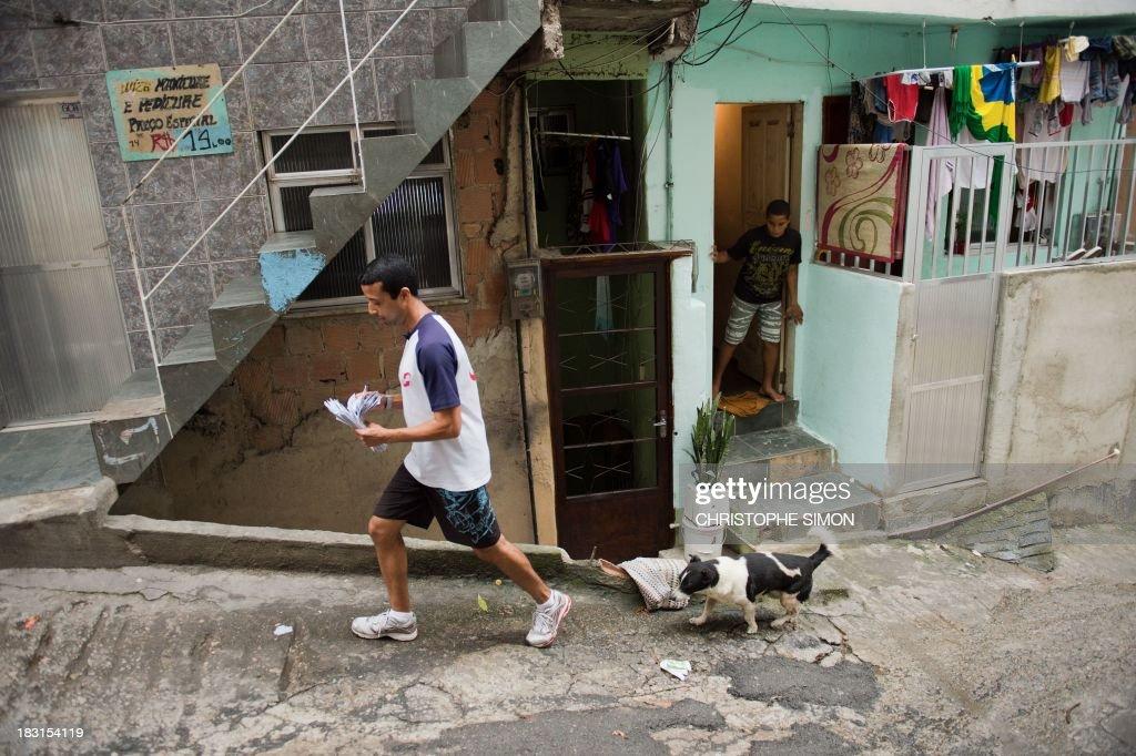 BRAZIL-THEME-POST : Nachrichtenfoto