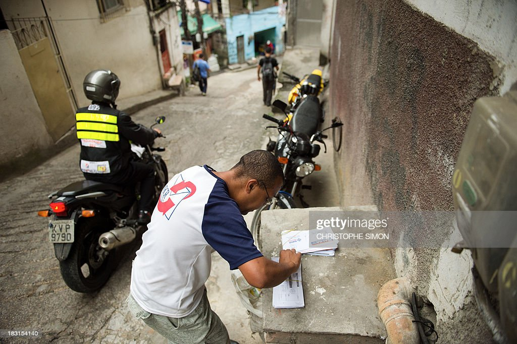 BRAZIL-THEME-POST : Nieuwsfoto's