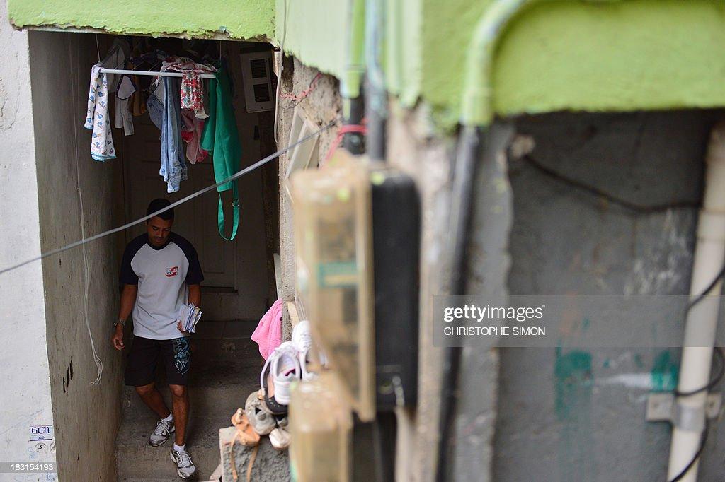 BRAZIL-THEME-POST : News Photo