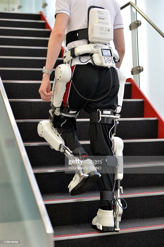 JAPAN-EUROPE-GERMANY-ROBOT-TECHNOLOGY : News Photo