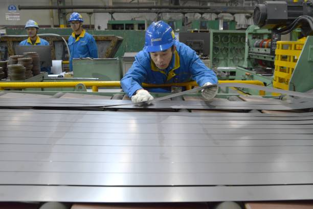 CHN: Titanium Products Manufacturing In Wuxi