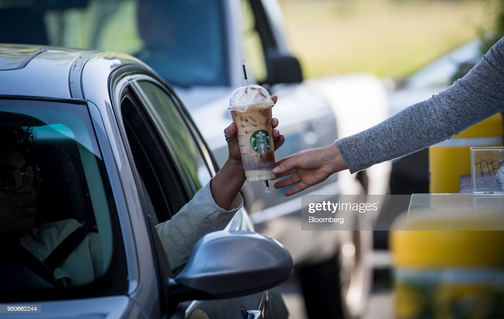 Starbucks Corp. Plans To Boost Sales With Drive-Thrus
