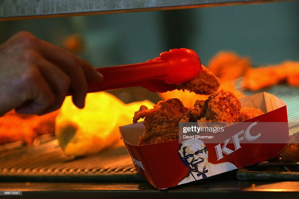 Well Cooked Poultry Safe Despite Bird Flu Fears : News Photo