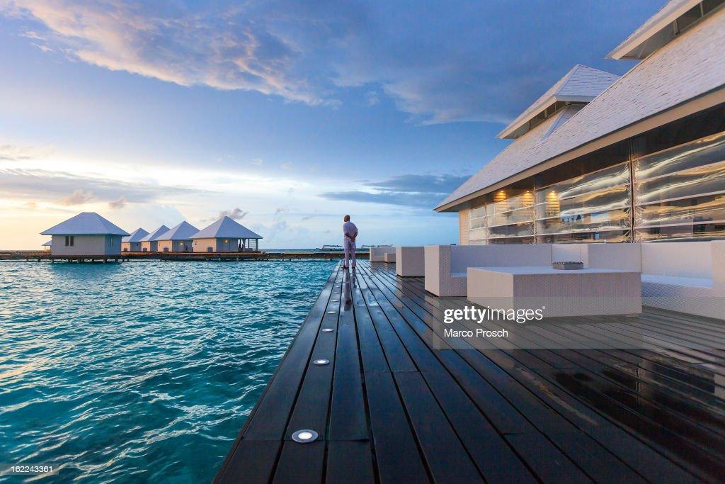 Travel Destination: Maldive Islands : News Photo