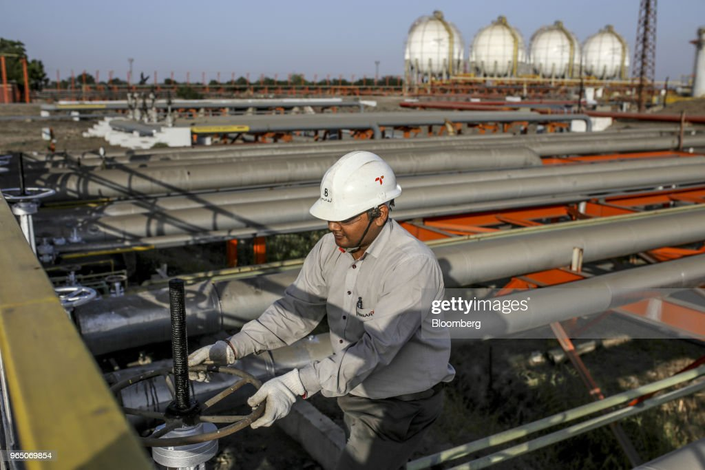 Operations at the Vadinar Refinery Operated By Nayara Energy, Formerly Essar Oil : News Photo