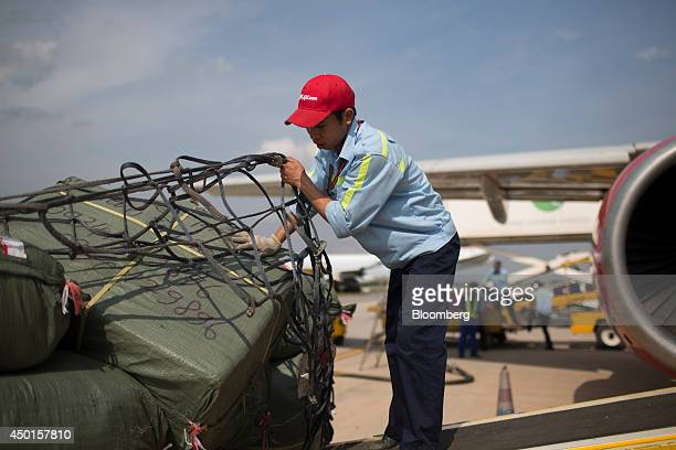 46 On Board A Vietjet Air Flight And Ground Operations At