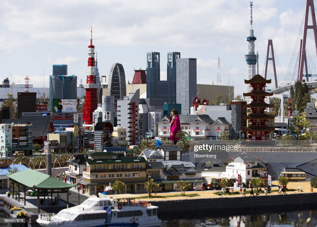Media Day At Legoland Japan Ahead of The Theme Park Opening : ニュース写真