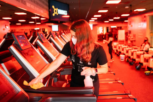 GA: Orangetheory Fitness Reopens With New Measures Amid Pandemic