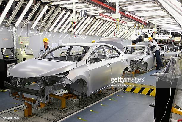 57 Toyota Motor Manufacturing Turkey Pictures, Photos