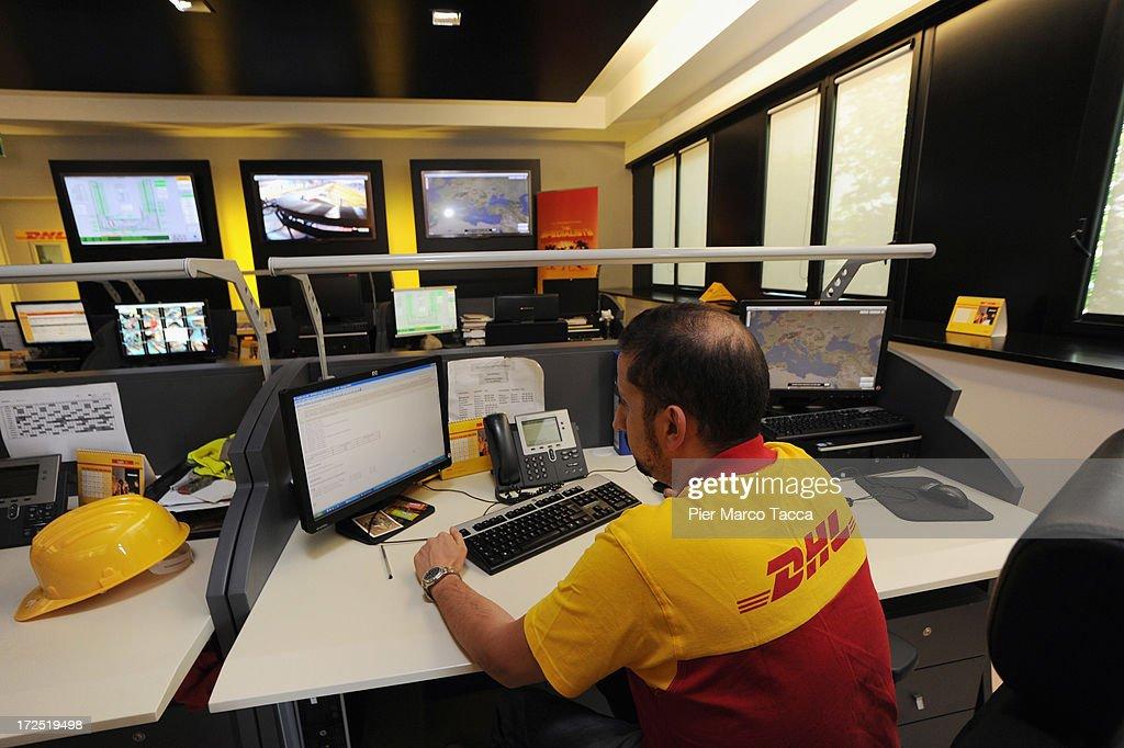 DHL Express Italy Hub At Carpiano s and