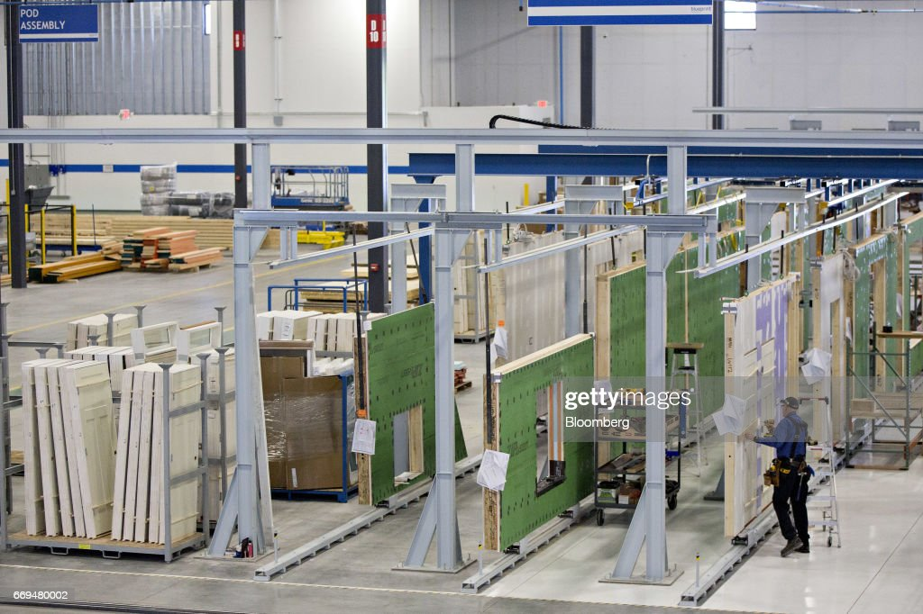 Operations inside the blueprint robotics facility as robots may an employee works in the door installation area of the blueprint robotics facility in baltimore malvernweather Image collections